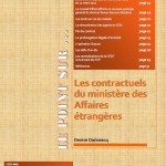 Le point sur…Les contractuels