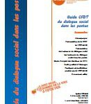 Guide du dialogue social dans les postes