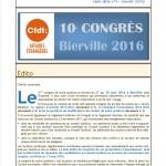 LDS Spécial Congrès – 21 décembre 2015