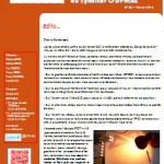 La «Lettre du Syndicat» de février 2016 est en ligne !
