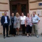 Mission syndicale à Zagreb et Belgrade – 8 et 10 juin 2016