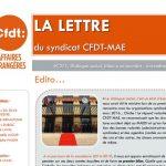 Dialogue social 2014-2016 : notre bilan à mi-mandat ; la LDS de novembre est en ligne !