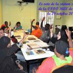 Une nouvelle section syndicale à Djibouti – 29 octobre 2016
