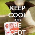 CFDT-MAE : Préférez l'original aux copies !