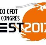 La CFDT-MAE au 13ème congrès de la fédération Interco : le soleil Orange se leva sur Brest