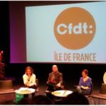 La CFDT-MAE envoie une délégation au Comité régional de la CFDT Ile-de-France – 6 février 2018