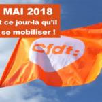 Tous en grève le 22 mai !