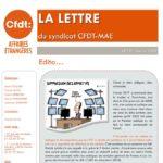 Charte des recrutés locaux, «comédie en 3 actes», compte personnel de formation : La LDS de février est en ligne !