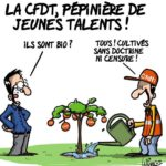Rentrée 2019 : La CFDT-MAE recrute !